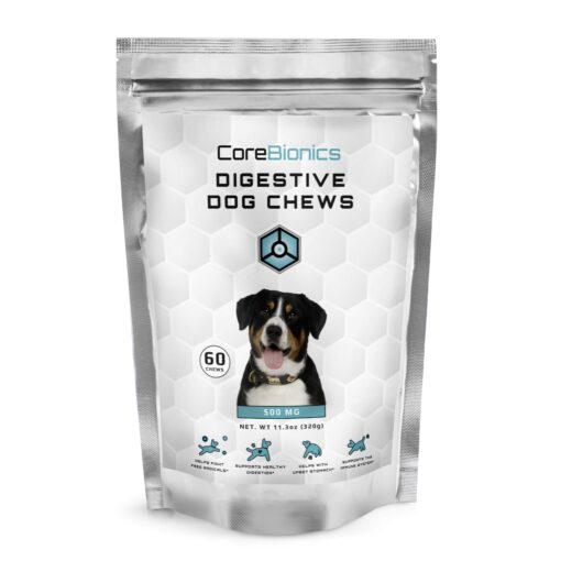 Digestive Dog Chews 500mg