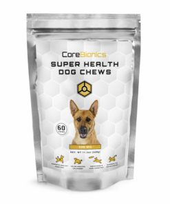 Super Health Dog Chews 500mg